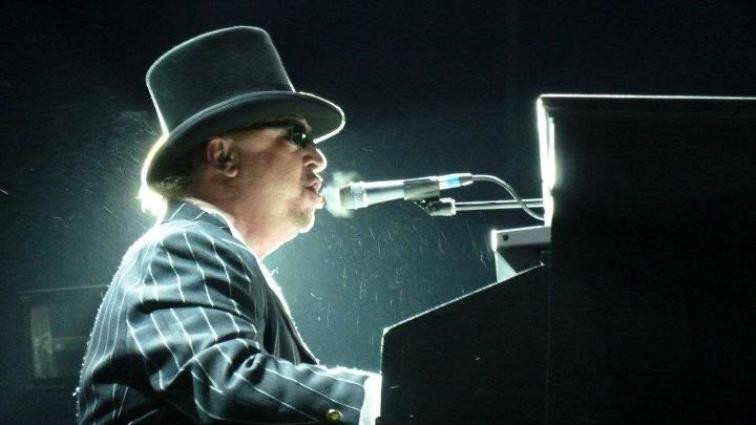 David Paich of Toto