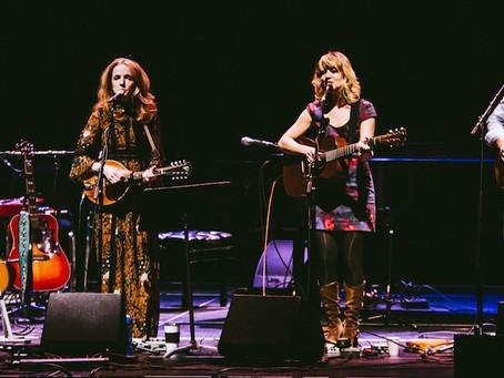 Patty Griffin, Sara Watkins and Anais Mitchell – Jorgensen Auditorium – UCONN – St