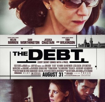 The Debt (A PopEntertainment.com Movie Review)