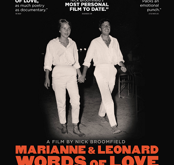 Marianne & Leonard: Words of Love (A PopEntertainment.com Movie Review)