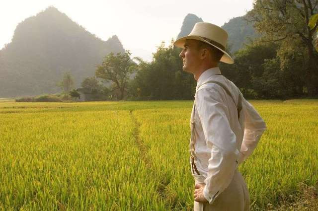 """Edward Norton in """"The Painted Veil."""""""