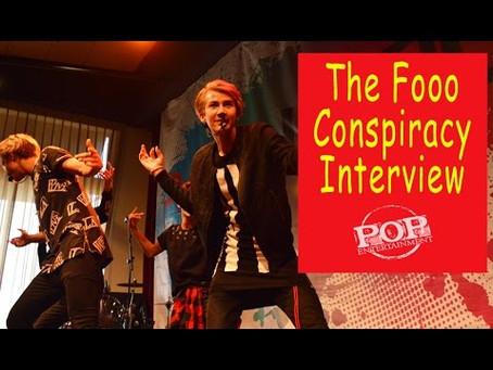 Meet the Fooo Conspiracy – Swedish Boy Band