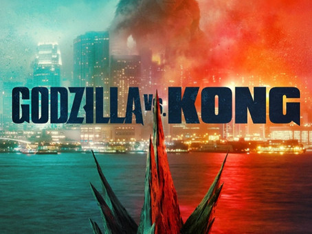 Godzilla vs. Kong (A PopEntertainment.com Movie Review)