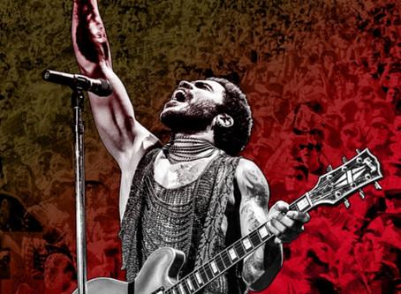 Just Let Go – Lenny Kravitz Live (A PopEntertainment.com Music Video Review)