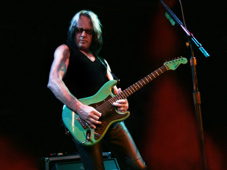 Todd Rundgren Saw the Light