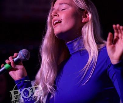 Ashe – The Foundry – Philadelphia, PA – February 10, 2018 (A PopEntertainment.com Concert Photo Albu