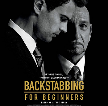 Backstabbing for Beginners (A PopEntertainment.com Movie Review)