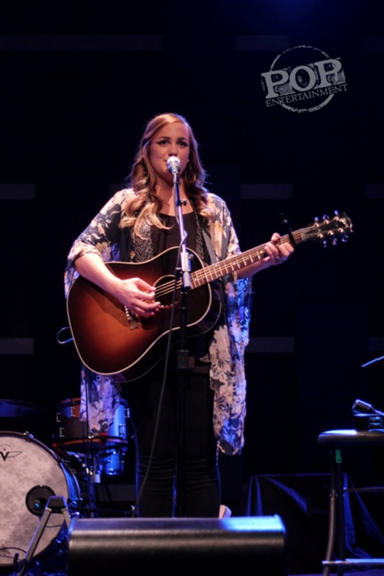 Emily Hearn plays at World Cafe Live, Philadelphia, on 5/2/15. Photo  © 2015 Adam MacDonald. All rights reserved.