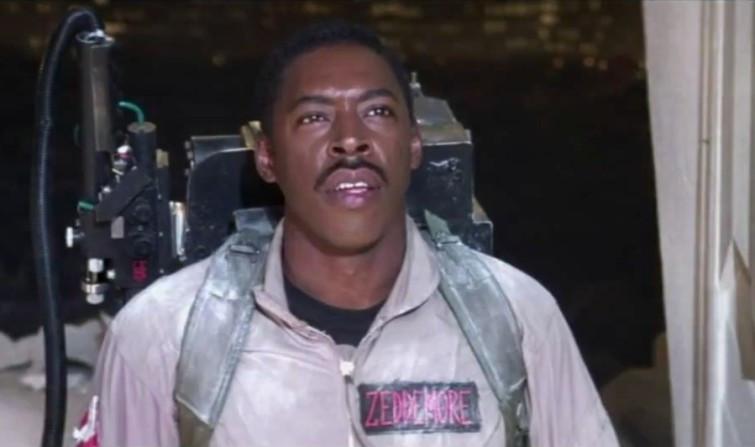 Ernie Hudson in 'Ghostbusters.'