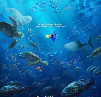 Finding Dory (A PopEntertainment.com Movie Review)