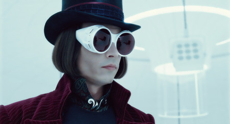 Johnny Depp – In Charlie & the Chocolate Factory, The Master Actor Gets Deep Into the Role