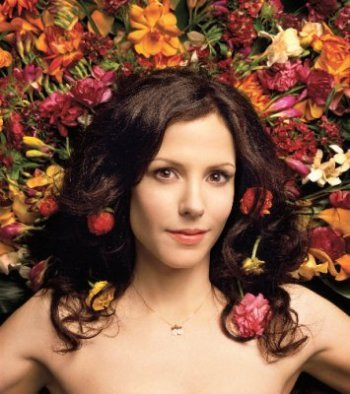 "Mary-Louise Parker in ""Weeds."""