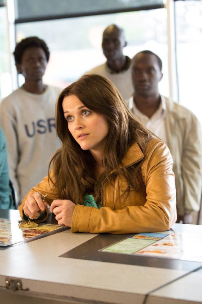 """Reese Witherspoon stars in """"The Good Lie"""""""