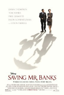 Saving Mr. Banks (A PopEntertainment.com Movie Review)