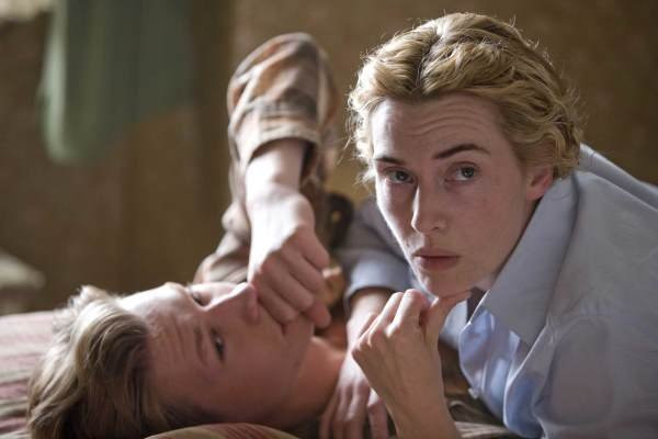 """Kate Winslet in """"The Reader."""""""
