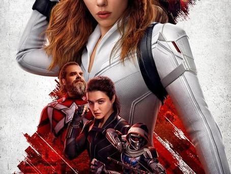 Black Widow (A PopEntertainment.com Movie Review)