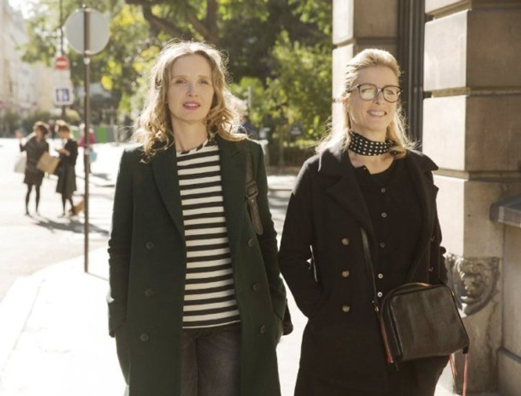 """Julie Delpy and Karin Viard star in """"Lolo."""""""
