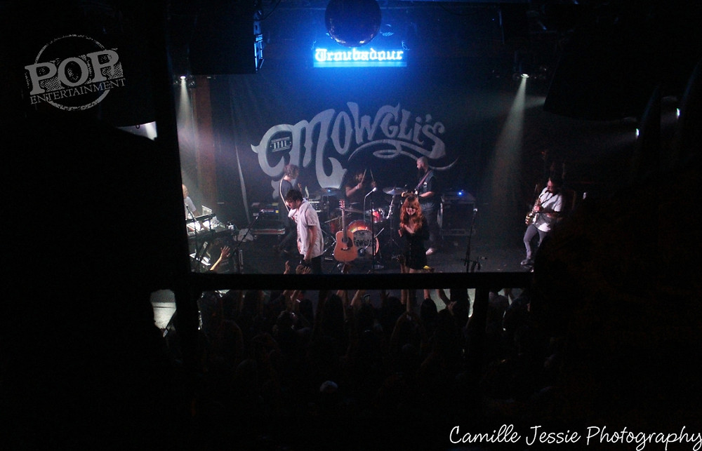 The Mowgli's – The Troubadour – Los Angeles, CA – June 8, 2016 - Photo by Camille Jessie © 2016