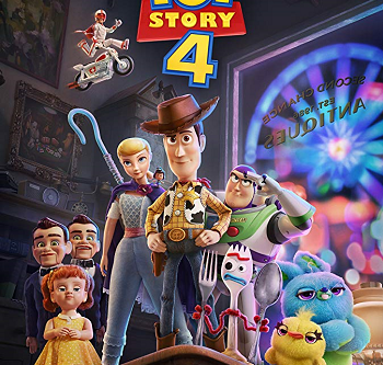 Toy Story 4 (A PopEntertainment.com Movie Review)