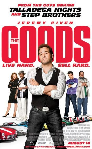 The Goods: Live Hard. Sell Hard.