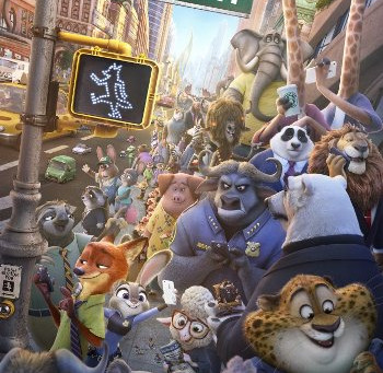 Zootopia (A PopEntertainment.com Movie Review)