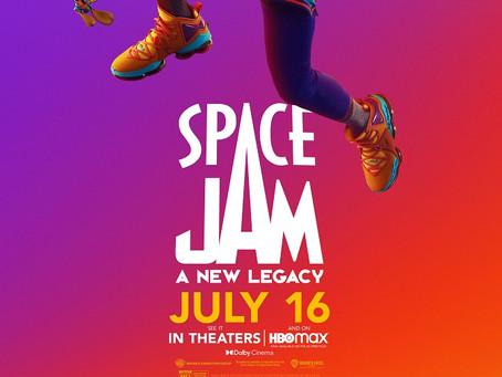 Space Jam: A New Legacy (A PopEntertainment.com Movie Review)