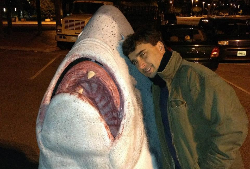 """Director Anthony C. Ferrante of """"Sharknado 2: The Second One."""""""