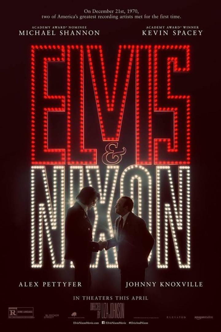 Elvis & Nixon