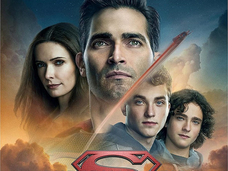 Superman & Lois (A PopEntertainment.com TV on DVD Review)