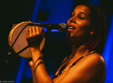 Rhiannon Giddens – World Café Live – Philadelphia, PA – May 14, 2017 (A PopEntertainment.com Concert