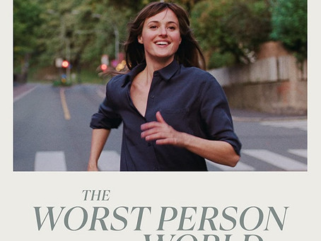 The Worst Person in the World (A PopEntertainment.com Movie Review)