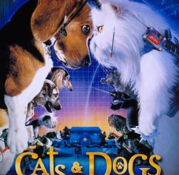 Cats & Dogs (A PopEntertainment.com Movie Review)