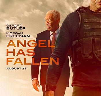 Angel Has Fallen (A PopEntertainment.com Movie Review)