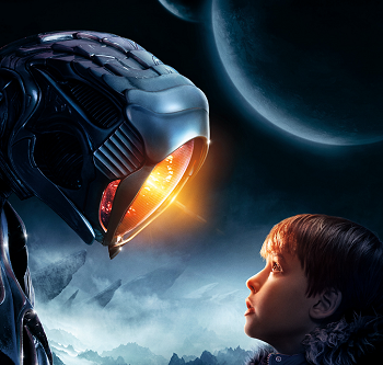 Lost in Space (A PopEntertainment.com TV Review)