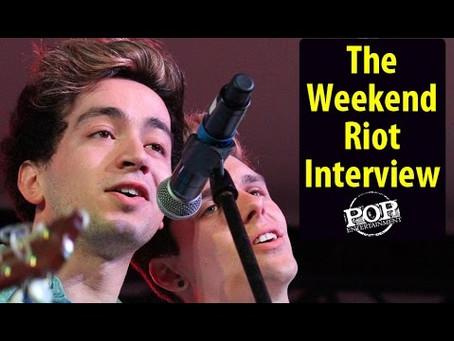 The Weekend Riot – Go Wild Tour