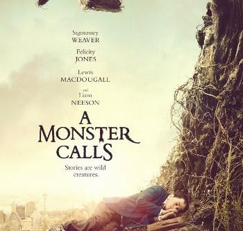 A Monster Calls (A PopEntertainment.com Movie Review)