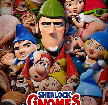 Sherlock Gnomes (A PopEntertainment.com Movie Review)