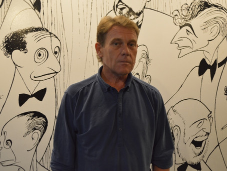 Dave Wakeling of English Beat – Making Party Music For Crying Out Loud