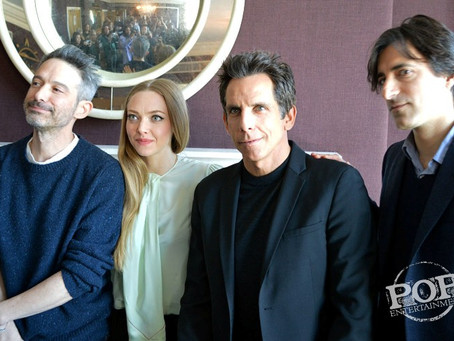 Ben Stiller, Amanda Seyfried, Adam Horovitz & Noah Baumbach Examine Life While They're Young