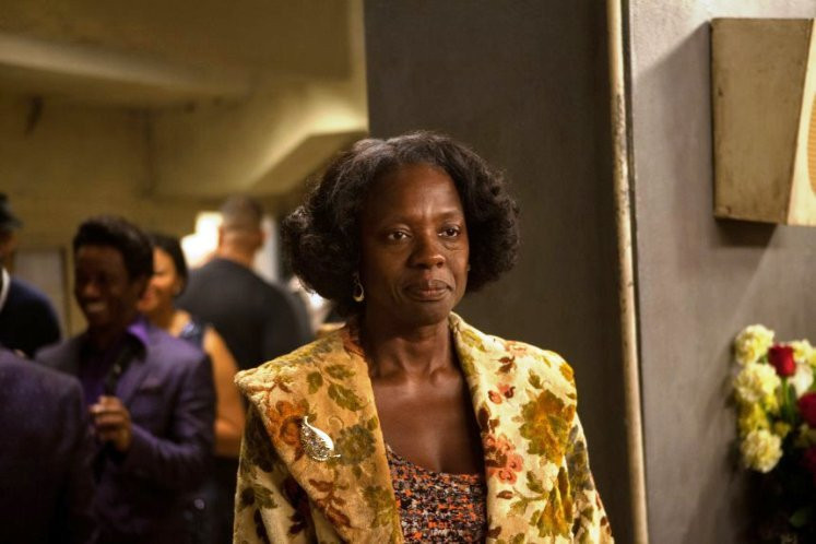 "Viola Davis stars in ""Get On Up."""