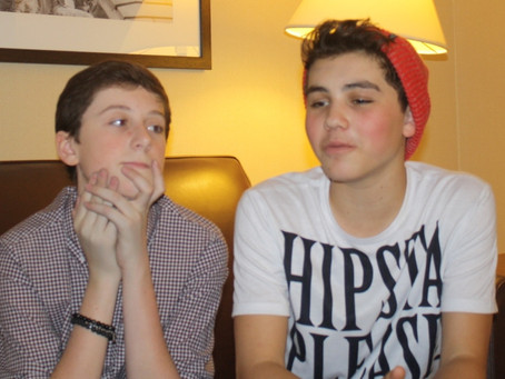 Trevor Moran and Sam Pottorff – We Are YouTube Nation