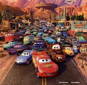 Cars (A PopEntertainment.com Movie Review)