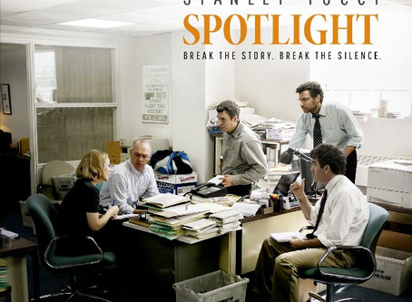 Spotlight (A PopEntertainment.com Movie Review)