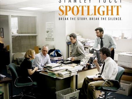 Spotlight (A PopEntertainment.com Movie Review)