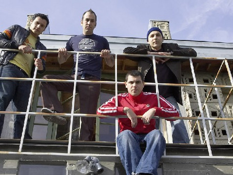 Alien Ant Farm – Back From the Attic