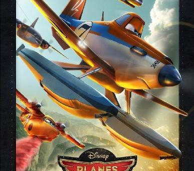 Planes: Fire & Rescue (A PopEntertainment.com Movie Review)