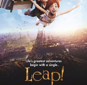 Leap! (A PopEntertainment.com Movie Review)