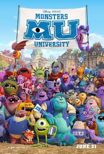 Monsters University (A PopEntertainment.com Movie Review)