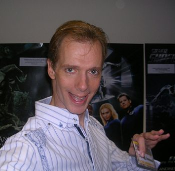 Doug Jones Leaps into the Fray in Hellboy 2: The Golden Army
