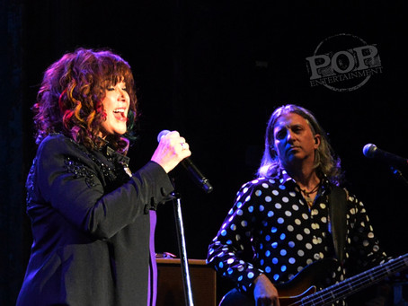 Ann Wilson – The Keswick Theatre – Glenside, PA – April 6, 2017 (A PopEntertainment.com Concert Revi